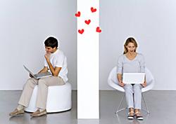 Zašto tražiti ljubav preko interneta